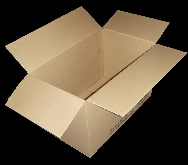 kartonová krabice na stěhování